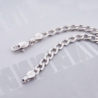 Collier avec maillons 01G5239